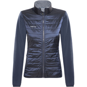 Meru W's Saskatoon Hybrid Jacket Dress Blue